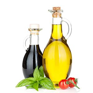 Балсамов оцет и маслиново олиo